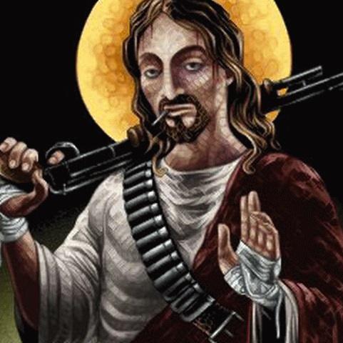 Soldier-Jesus