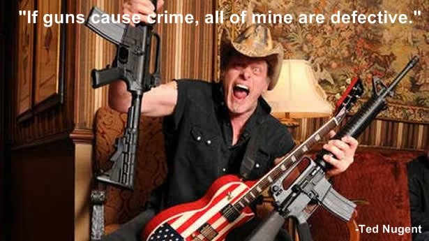Ted+Nugent