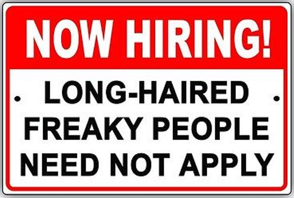 Long Haired Freaky People Need Not Apply Church Of The Rock