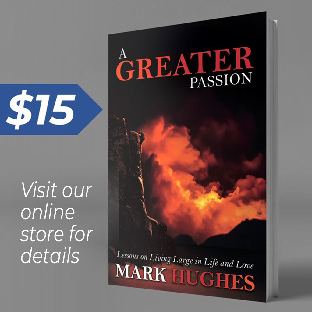 A Greater Passion – Book