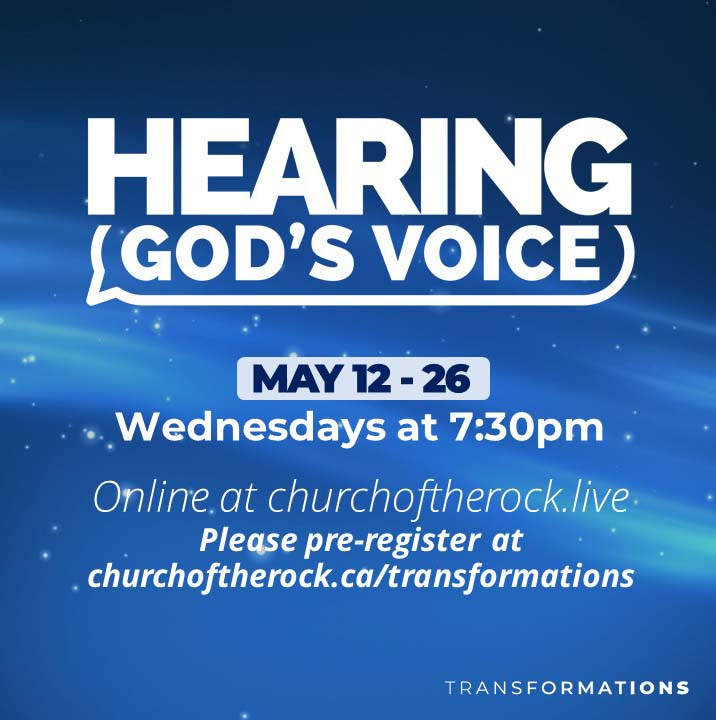 WSC Transformations – Hearing God's Voice