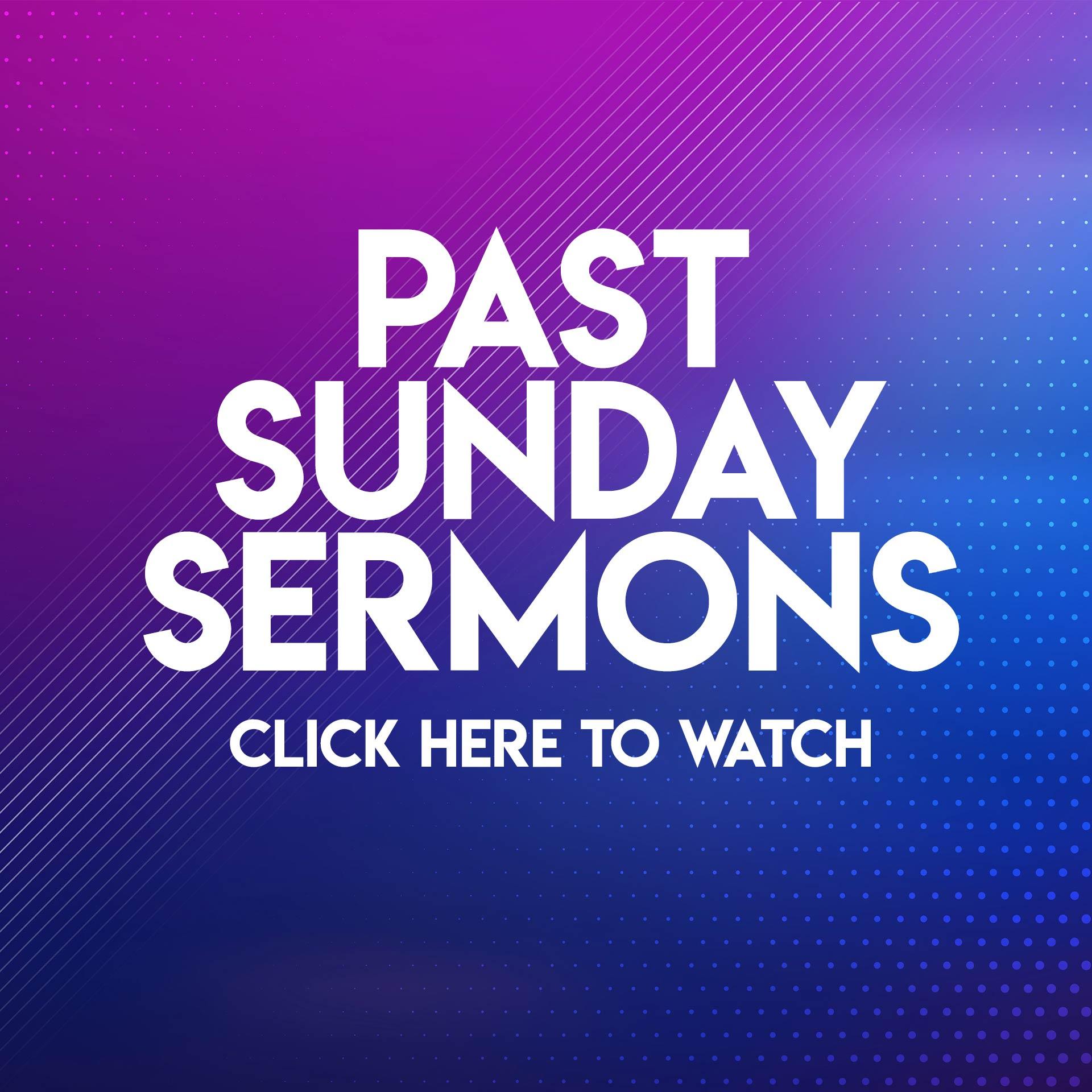 NEC-SundaySermon
