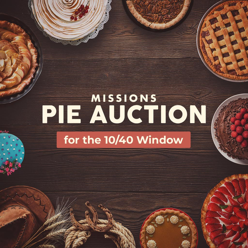 WSC Pie Auction (for TV airing)