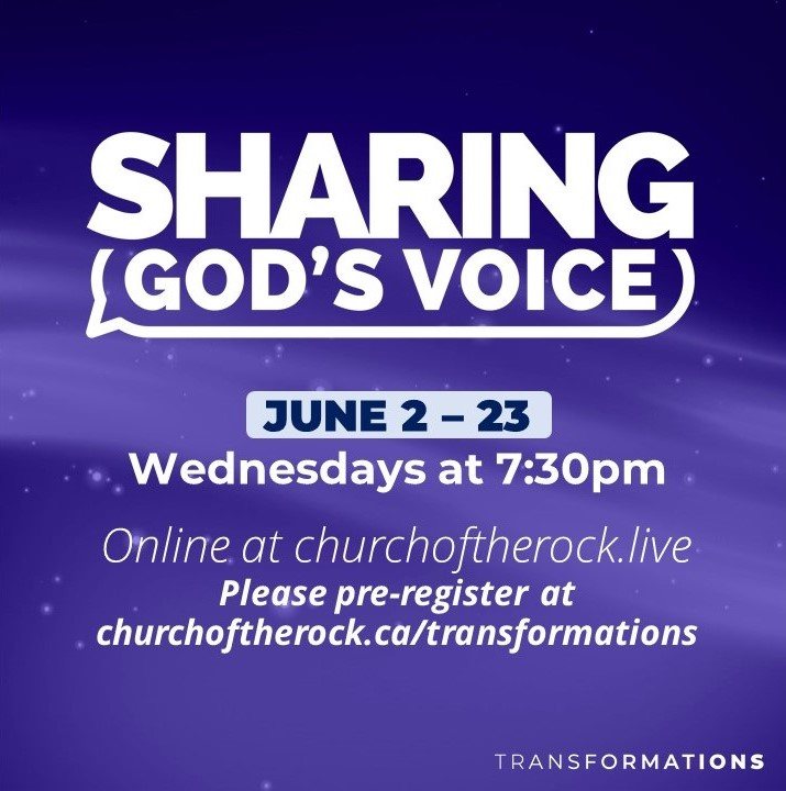 WSC Transformations – Sharing God's Voice