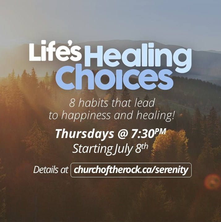 WSC – Life's Healing Choices JULY/AUG