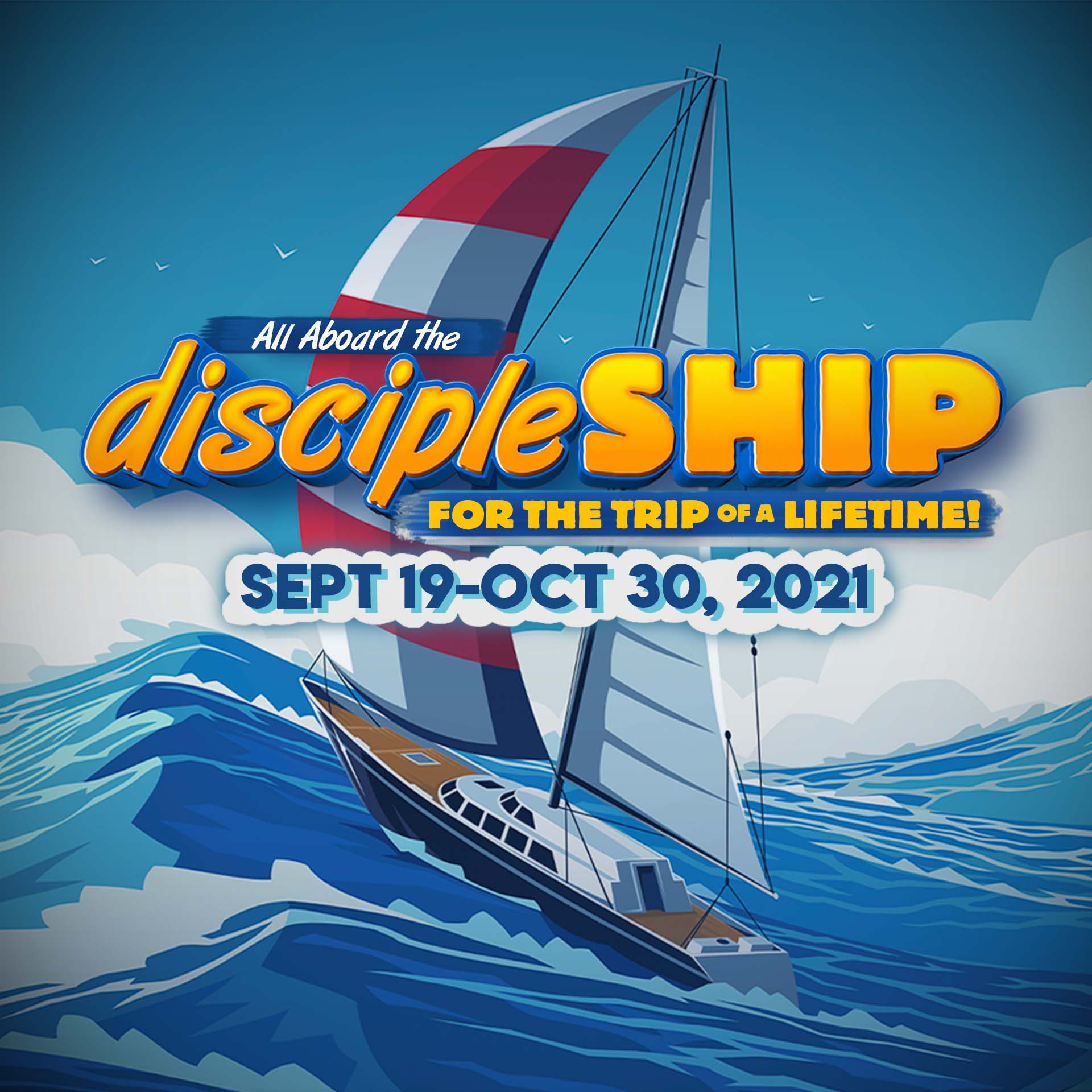 WSC DiscipleSHIP Campaign