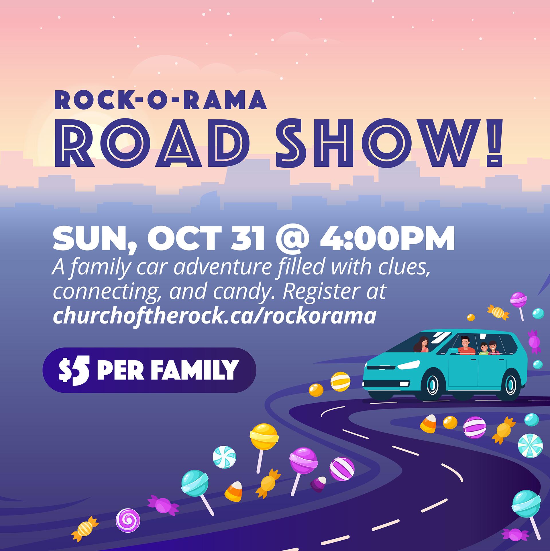 WSC-Rock-o-Rama Road Show